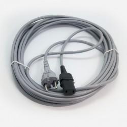 CABLE 2x1M2 / LONGUEUR 15 METRES POUR ASPIRATEUR NILFISK SERIE GD1000
