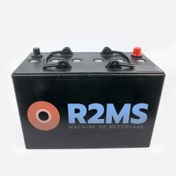 Batterie ACIDE plaques planes 12V 75 AH-C5