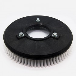 BROSSE POLYPROPYLENE (PPL) DIAM 380MM/BRIN 0.9MM POUR AUTOLAVEUSE COMAC-FIMAP