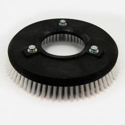 BROSSE POLYPROPYLENE (PPL) DIAM 335MM/BRIN 0.9MM POUR AUTOLAVEUSE COMAC-FIMAP
