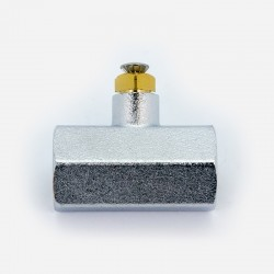 ROBINET A BILLE 1/2 POUR AUTOLAVEUSE COMAC-FIMAP (REMPLACE GT4510001 - 415110)
