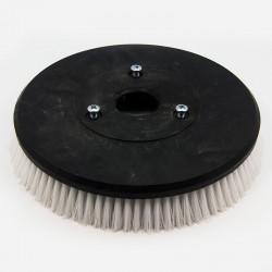 BROSSE POLYPROPYLENE (PPL) DIAM 340MM/BRIN 0,6MM POUR AUTOLAVEUSE COMAC-FIMAP