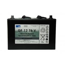 BATTERIE GEL 12 VOLTS 76AH-C5 SONNENSCHEIN DIMENSIONS LG 330MM X LARG 171MM X HT 236MM